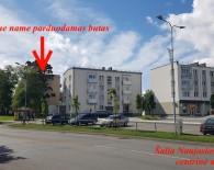 Naujosios Akmenės centrinėje vietoje parduodame 2 kambarių butas