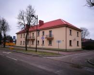 Naujosios Akmenės senamiestyje parduodamas 2 kambarių butas antrame aukšte